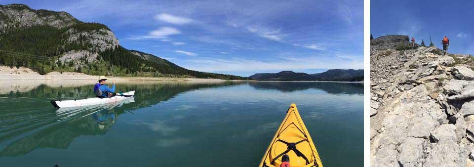 kayaking-w-gordon-hiking-w-bruce-linda