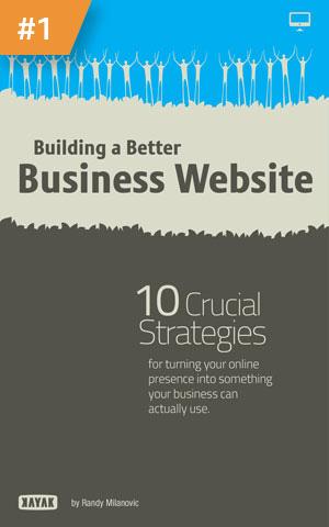 better-business-websites book